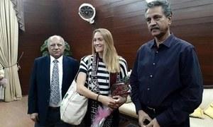 امریکی خاتون نے پاکستان کو کیسا پایا؟