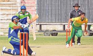 Azizullah wrecks KRL as HBL, Wapda seal contrasting victories