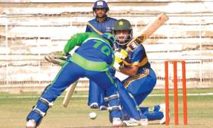 Aftab, Rameez inspire HBL into semis as SSGC go top