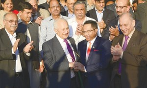 Impressive Hanif Mohammad High Performance Centre inaugurated at NSK