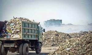 Chinese firm to start cleaning up Karachi by early February