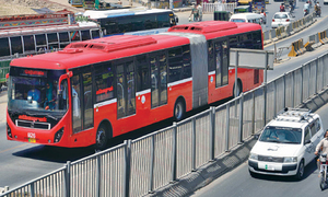 Metro Bus: facilitating people in Rawalpindi (re)claim the capital