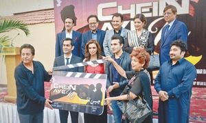 Syed Noor launches production of new film