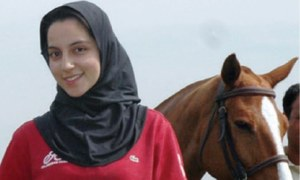 Girls face unique challenges when participating in sports: Islamabad polo player