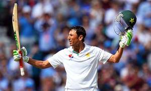 Can Younis Khan save Pakistan in Sydney?