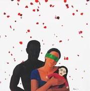 Exhibition: Emoting through women
