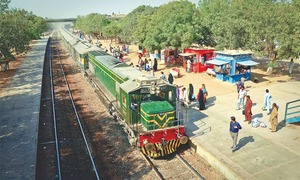 Travel: On track after a decade