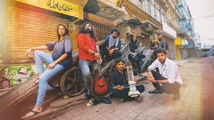 Sounds of Kolachi is a collaboration of sounds, not musicians: Ahsan Bari