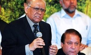 Sindh governor Saeed-uz-Zaman Siddiqui passes away in Karachi