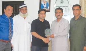 Blind cricket team has potential to do well in World Cup: Fayyaz