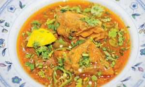 Food: A stew for the Mughals
