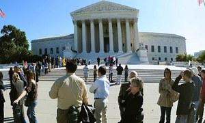 US Supreme Court takes up suit over 2001 detention of Muslims