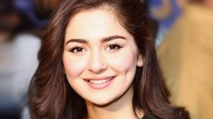 Hania Amir bags lead role in Hamza Ali Abbasi's next film