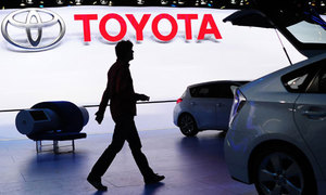 Toyota to put $10b into US over 5 years