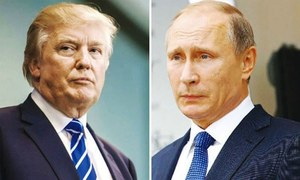Trump may offer Putin to end sanctions for nuclear arms cut, says London Times