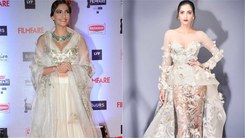 Who upped their style game from last year at the Filmfare Awards 2017?