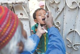 No polio case reported in city in 12 months, says official