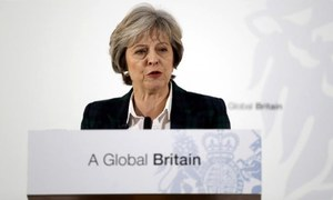 UK to begin 'Brexit' in March: May