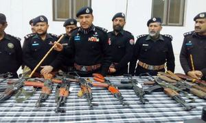 RAW-funded anti-CPEC plan foiled in Gilgit, claim police