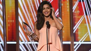 Priyanka Chopra picks up her second People's Choice Award