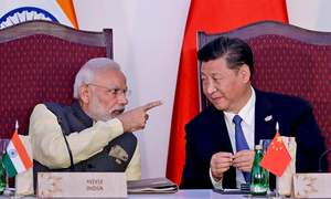 China defends CPEC; India claims it passes through its territory