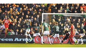 Rare Lucas goal edges Liverpool past Plymouth