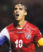 Costa Rica's Ruiz named CONCACAF Player of the Year