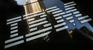 IBM revenue fall dims upbeat profit forecast