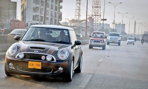 30 vehicles in car rally set off for Gwadar