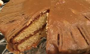 پکوان کہانی: بمبئی بیکری کا کافی کیک