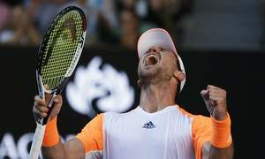 Tennis no. 1 Andy Murray crashes out of Australian Open after shock defeat
