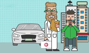Doctors on your doorstep with Careem