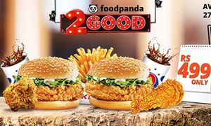 Foodpanda's offering #2GoodFor499 — here's how to order before it runs out of stock!