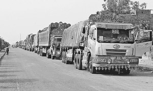 Assemblers decry non-utilisation of local trucks in CPEC projects