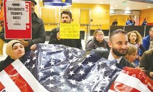 US judges block deportation of Muslims