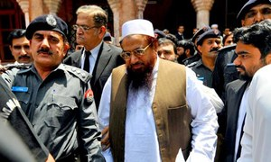 Pakistan does not need India's approval over action against Hafiz Saeed