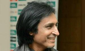 Ramiz Raja is making a film about cricket and it will star Sanjay Dutt