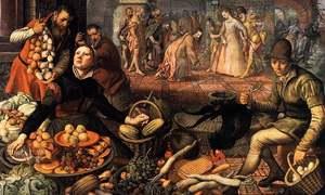 یورپ کی نشاۃِ ثانیہ میں مصوری کی نئی جہتیں (پہلا حصہ)