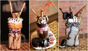 Weekend Grub: Cafe Liquiteria's monster shakes live up to their name