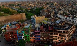 Je suis Chauburji: Development matters but not more than heritage