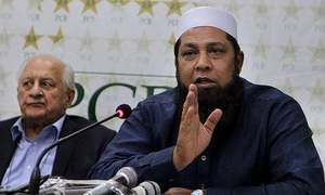 Pakistan cricket will rise again, says Inzamam