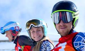 International skiers stunned by Malam Jabba's sublime beauty