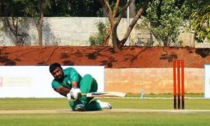 Pakistan post world record total in Blind T20 World Championship