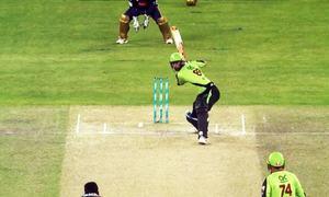 PSL 2017: Lahore Qalandars lose to Quetta Gladiators by eight runs