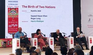 کراچی ادبی میلے کی غیر ادبی کہانی