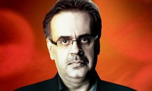 Pemra suspends Dr Shahid Masood, show for 30 days