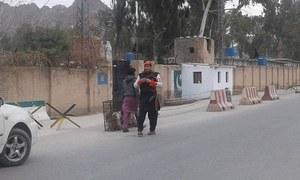 مہمند:خودکش دھماکے میں 3 سیکیورٹی اہلکاروں سمیت 5 جاں بحق