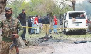 Fresh terror wave reaches KP, tribal areas