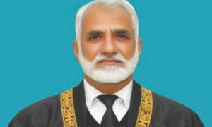 Justice Zia named AJK CJ
