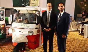 Uber helps in providing 50 rickshaws to breadwinners of low income families